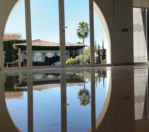 klindex-floor polishing